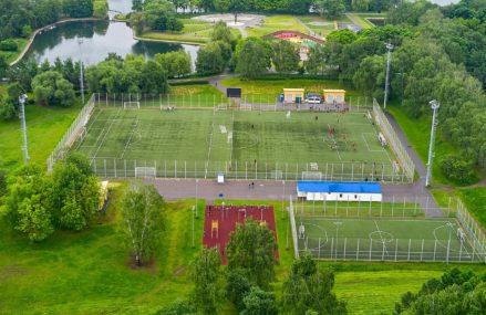 Пришел, забил и победил: где в Москве можно поиграть в футбол