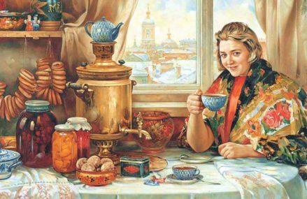 С чем пили чай в Москве XIX века