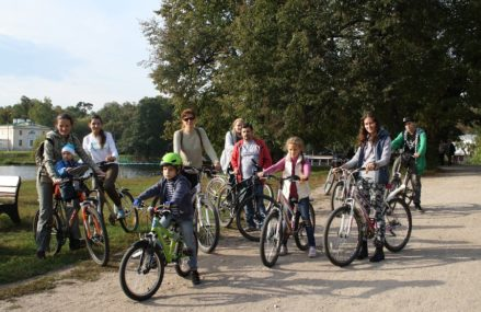 На велосипеде, в формате квестов, игр и викторин: какие приключения ждут гостей природных территорий в эти выходные?